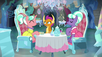 """Smolder """"just this once"""" S8E22"""