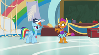 """Smolder """"something you care about"""" S9E15"""