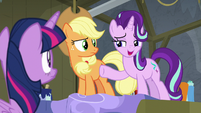 "Starlight ""you're not a 'princess' princess"" S8E7"