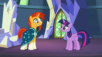 "Sunburst ""that's it!"" S7E24"