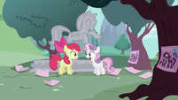 Sweetie Belle 'That sounds like' S2E05