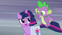 "Twilight ""they're not as important"" S9E5"