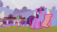 Twilight --travel into the past and change something-- S5E25