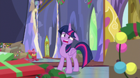 """Twilight Sparkle """"what to get her pony"""" MLPBGE"""