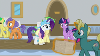 Twilight observing the university students S8E16