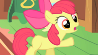 Apple Bloom 'But we have more crusading to do!' S01E17