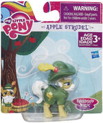 FiM Collection Single Story Pack Apple Strudel packaging