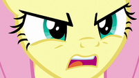 """Fluttershy """"nothing wrong with being a pony!"""" S9E9"""
