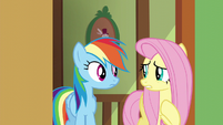 """Fluttershy singing """"their hearts are filled with doubt"""" S6E11"""