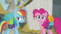 "Pinkie ""that wasn't very nice"" S5E8"