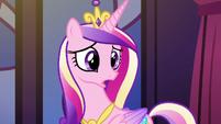 """Princess Cadance """"I'll go shut off the main!"""" S5E10"""