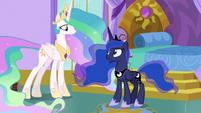 """Princess Luna """"I spend each night in"""" S9E13"""