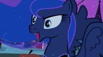 Princess Luna surprise! S02E04