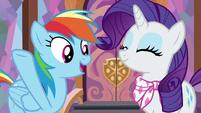 """Rainbow Dash """"let's go already!"""" S8E17"""