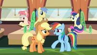 "Rainbow Dash ""that's crazy talk!"" S6E18"