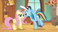 Rainbow Dash you're game S2E22