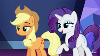 """Rarity """"you just have to be able to admit"""" S5E22"""