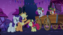 Rarity --took the words right out of my mouth-- S6E15