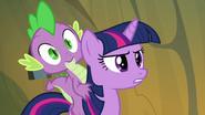 S03E03 Twilight oznajmia jak odzyskać Pinkie