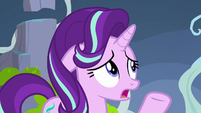 "Starlight Glimmer ""I want to say something"" S7E17"