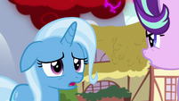 "Trixie ""no idea you felt that way"" S7E2"