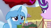 "Trixie ""no idea you felt that way"" S7E2"