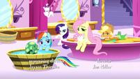 Twilight's friends in agreement S5E13