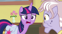 "Twilight Sparkle ""yes, we did"" S9E5"