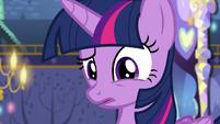 "Twilight Sparkle confused ""believable?"" S7E14"
