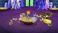 Twilight and Sunburst realize Starlight's depression S7E24