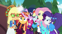Equestria Girls taking another selfie EGDS44