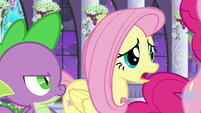 """Fluttershy """"what are we gonna do?"""" S9E17"""