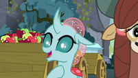 "Ocellus ""I can make friends with it"" S8E2"