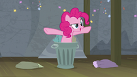 """Pinkie """"forget my regular party cannon!"""" S8E7"""
