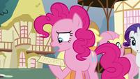 Pinkie Pie -continue this caper- S5E19