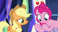 Pinkie Pie counting on two hooves S9E14