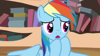 "Rainbow ""My dreams of being in the Wonderbolts Reserve"" S4E21"