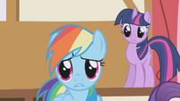 """Rainbow Dash """"tired?"""" S1E04"""