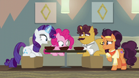 """Rarity """"this is truly delightful!"""" S6E12"""