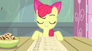 S04E17 Apple Bloom kończy listę rzeczy do zrobienia
