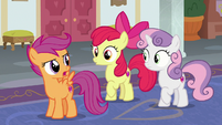 "Scootaloo ""I'm not giving up!"" S8E12"