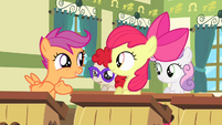 """Scootaloo """"maybe it's us!"""" S4E05"""