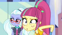Sour Sweet confused by Rarity's words EGS1