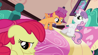 Sweetie Belle 'We need to talk' S3E4