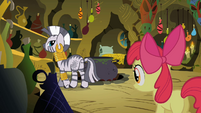 Zecora 'must be patient' S2E06