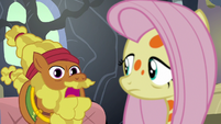 Cattail -those flash bee critters are tricky- S7E20