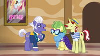 Gladmane --Flam has done an excellent job-- S6E20