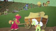 MAFH 03 Big Mac, Babcia Smith i ziemskie kucyki na farmie