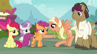 The Last Crusade My Little Pony Friendship Is Magic Wiki Fandom Do you like this video? my little pony friendship is magic wiki