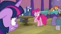 """Pinkie Pie """"it's you and me!"""" S9E16"""